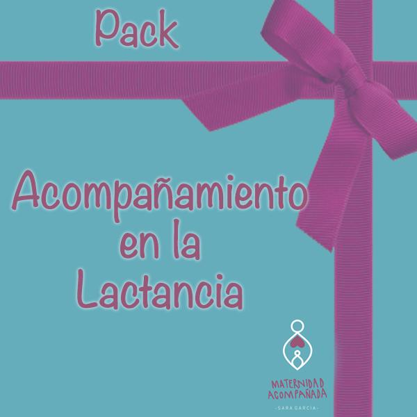 Pack Acompañamiento en la Lactancia