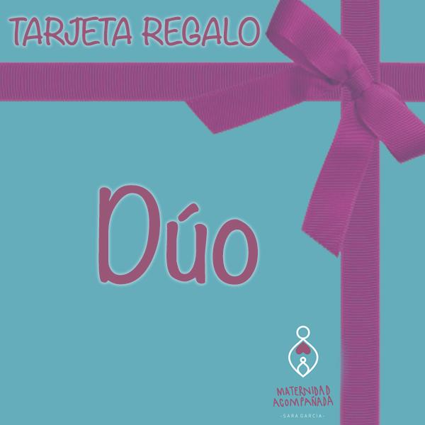Tarjeta Regalo Duo