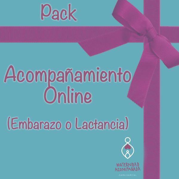 Acompañamiento Online -Embarazo o Lactancia-